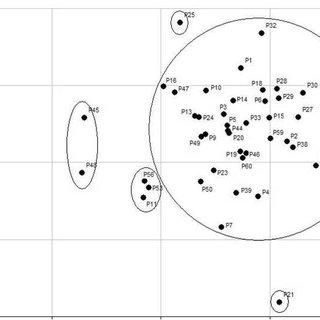 (PDF) Estudio de diversidad genética del aguacate nativo