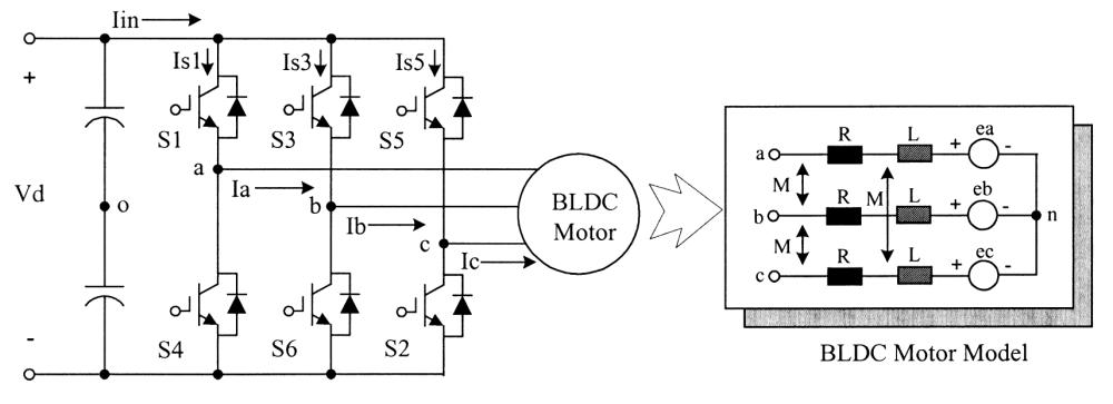 medium resolution of 3 phase inverter bldcm png147 68 kb