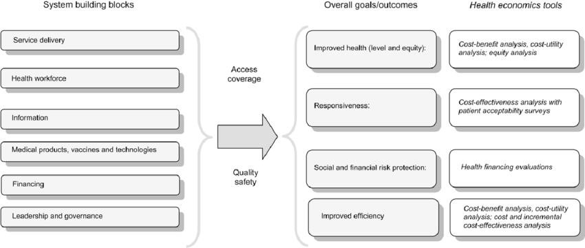 Figure The World Health Organization (WHO) health system