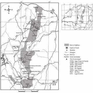 (PDF) Influência de variáveis limnológicas sobre a