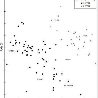 (PDF) Altitudinal patterns of floral morphologies in dry