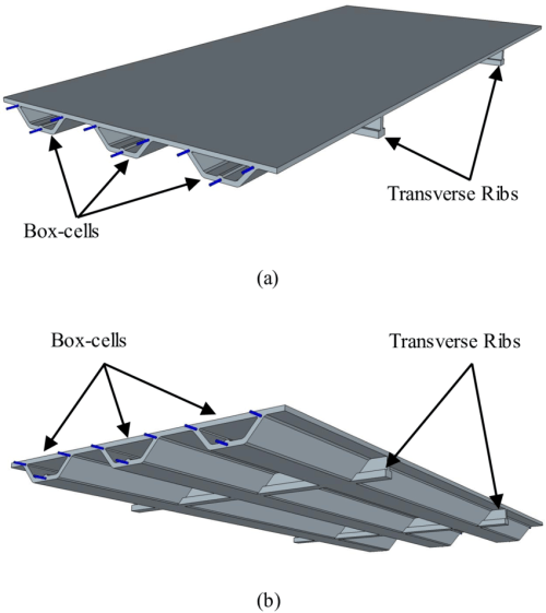 small resolution of isometric views of the proposed roofing system a top view b