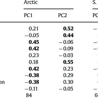 (PDF) Physical and biogeochemical controls on the