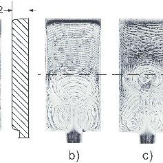 (PDF) Visualization of melt flow lines in injection moulding