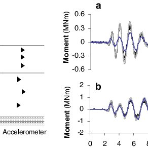 Beam on Dynamic Winkler Foundation model of the examined