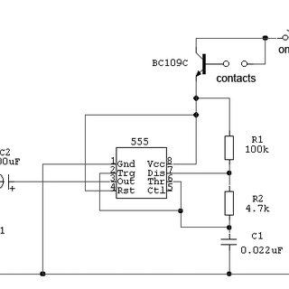 1 BLOCK DIAGRAM OF AN AUTOMATIC ROOM TEMPERATURE