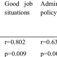 (PDF) Job Satisfication and External Effective Factors in