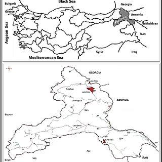 (PDF) Ichthyofauna of the Turkish parts of Kura-Aras River