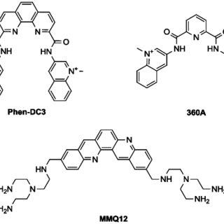 High-throughput screening strategy for G4-DNA binder