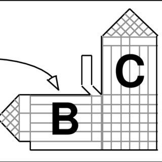 The transition matrix shows considerable interference