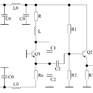 (PDF) VHF AND UHF CHAOTIC COLPITTS OSCILLATORS