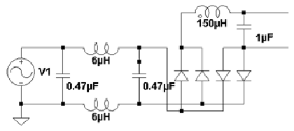 Amplification circuit of the thermopile infrared sensor