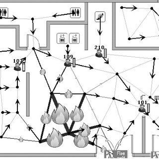 (PDF) Distributed Building Evacuation Simulator for Smart