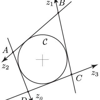 Centric inverted slider-crank or swinging-block mechanism