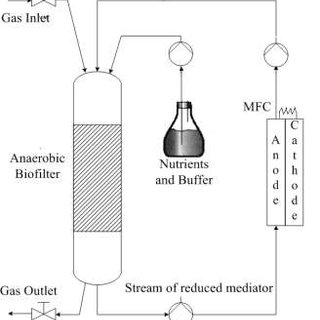 (PDF) Ethanol oxidation in a microbial fuel cell (MFC