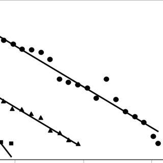 Effect of bed depth on breakthrough time at a constant