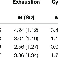 (PDF) Measuring Burnout Among University Students