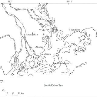 Various types of sediment accumulation curve of sediments