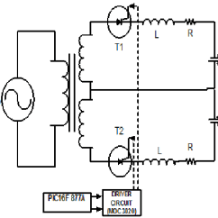 Microcontroller Based Inverter Circuit Diagram Craftmade Ceiling Fan Light Kit Wiring Implementation Of Grid Interactive