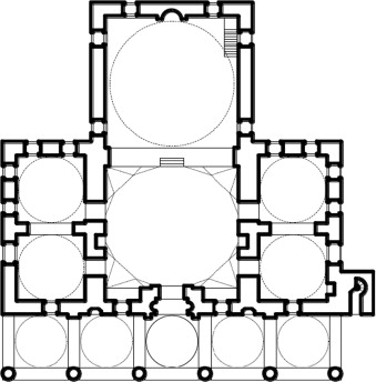 Mosque layout design: An analytical study of mosque
