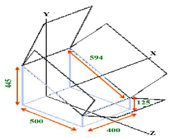 mirror ray diagram simulation 2001 dodge ram radio wiring schematic showing the size of box solar cooker | download scientific