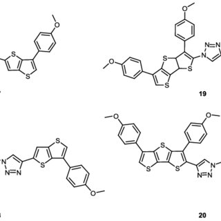 (PDF) Fused thiophenes: an overview of the computational