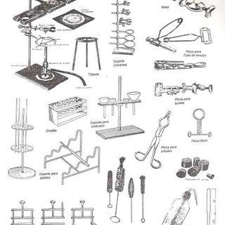 -Instrumentos volumétricos utilizados en el Laboratorio de