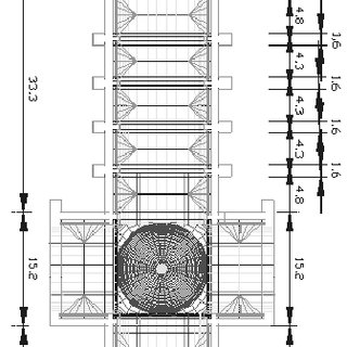 b. Schematic damage on typical churches. Façade