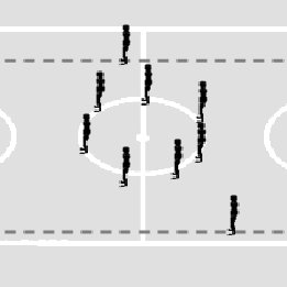 (PDF) An Online Tactical Metrics Applied to Football Game