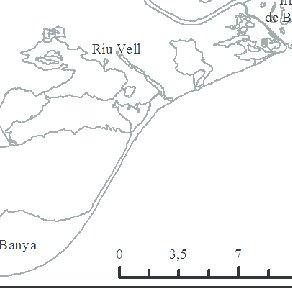 (PDF) El delta del Ebro a través de la cartografía