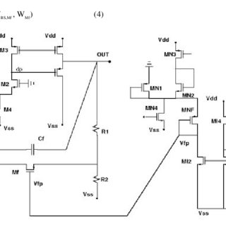 Core voltage amplifier (left hand side of picture) and