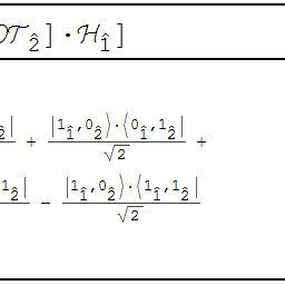(PDF) QUANTUM: A Wolfram Mathematica add-on for Dirac Bra