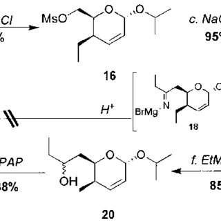 (PDF) The Chiron Approach to Pironetins: Synthesis of the