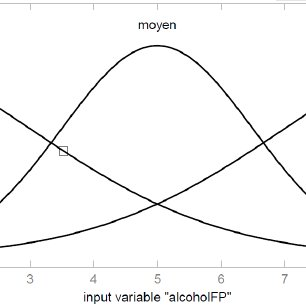 10: Example of fuzzy implication using the decision matrix
