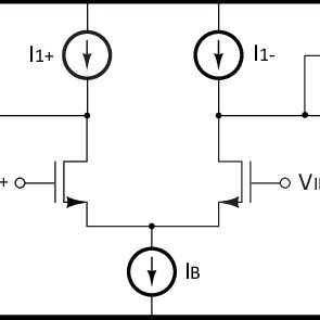 General block diagram of an op-amp wih slew-rate