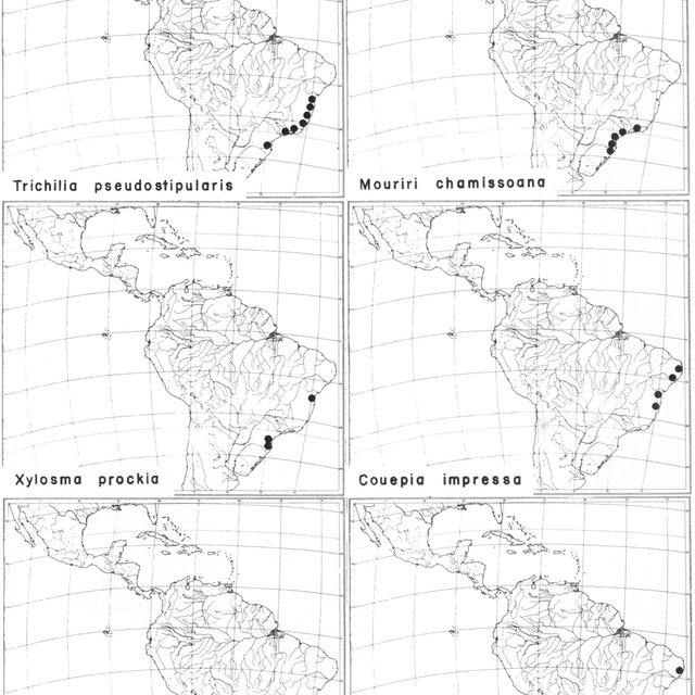 (PDF) Distribution Patterns and Conservation of Eastern