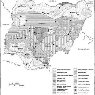 (PDF) Abundance of earthworm in Nigerian ecological zones