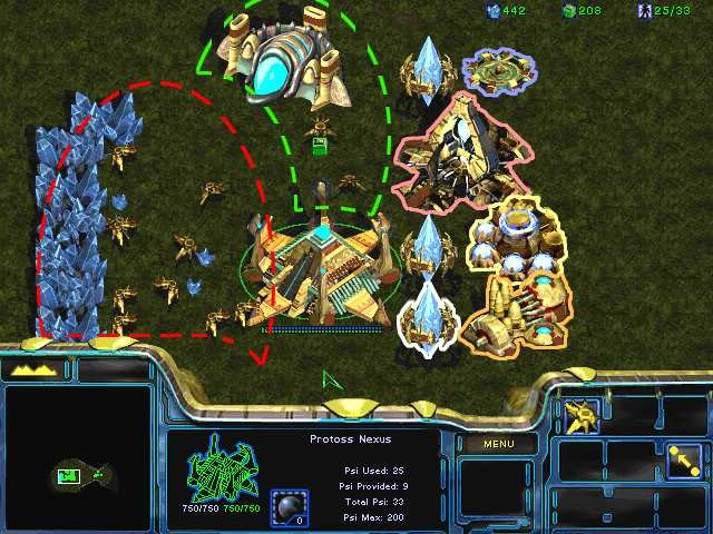 1 a starcraft screenshot