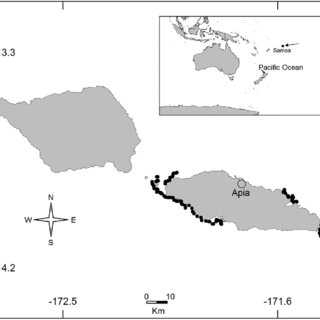 PDF Status of coral reefs of Upolu Independent State of
