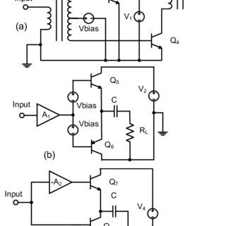 (PDF) Push-Pull Totem-Pole RF Power Amplifier with