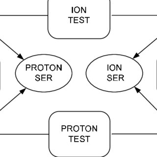 A flow-chart of the SER simulation procedure using the
