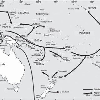 (PDF) Genetics and the Origins of the Polynesians