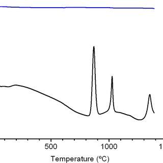 DSC-TGA data for PAA prepared using phosphoric acid