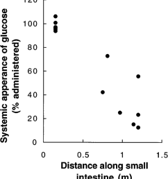 correlation of distance along small intestine and percentage of download scientific diagram [ 850 x 941 Pixel ]
