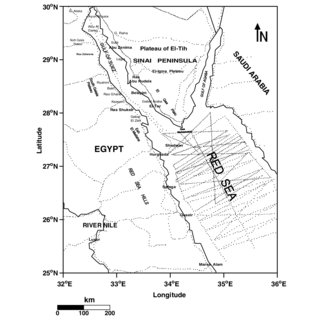 (PDF) Crustal evaluation of the northern Red Sea rift and
