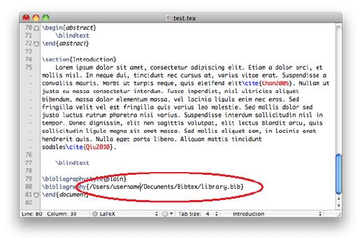 "LaTeX command to include Mendeley ""library.bib"" file in the LaTeX... | Download Scientific Diagram"