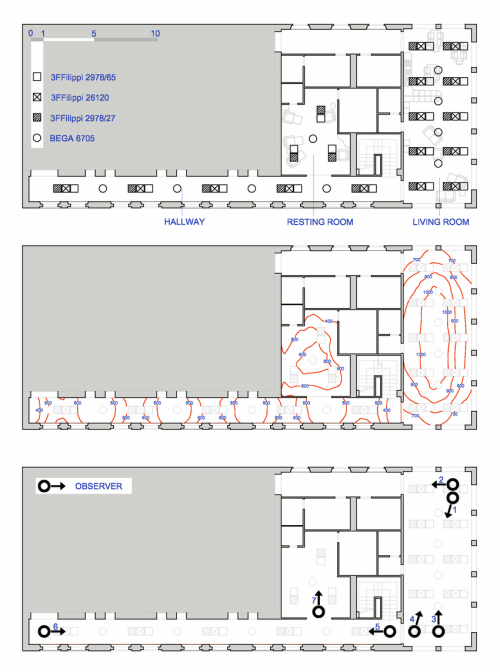 small resolution of the new day care centre floor plan luminaries type and positioning top
