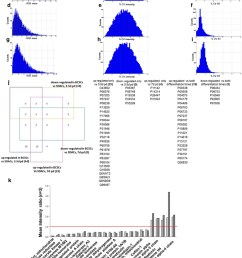 data quality evaluation venn analysis and expression ratios for significantly regulated proteins in bcscs [ 780 x 1044 Pixel ]