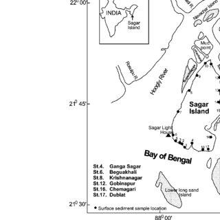 (PDF) Rapid erosion of the coast of Sagar island, West