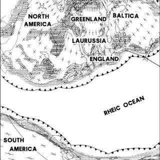 (PDF) Phanerozoic paleogeography, paleoenvironment and